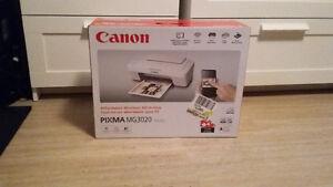 canon pixma mg3020 printer