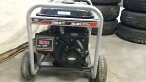Briggs & Stratton 3500W Generator for sale! $360