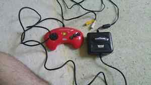 Sega genesis plug and play