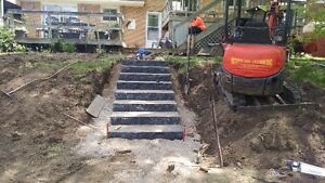 MIGHTY MOE EXCAVATING - LANDSCAPE SPECIALISTS~WE CAN DIG IT Cambridge Kitchener Area image 5