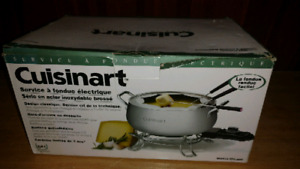 Electric Fondue Set (Brand new)