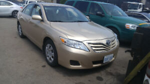 Toyota Camry 2010 in mint condition for sell