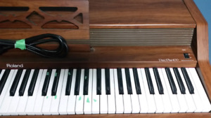 Electric piano -as is