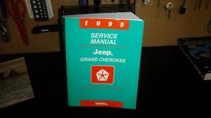 Jeep Service Manuals/Sales Brochures Kitchener / Waterloo Kitchener Area image 4