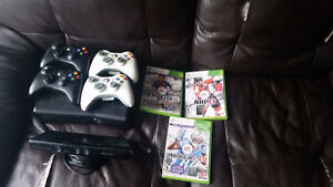 Quick Sell: XBOX 360 + Accessories