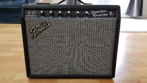 "Fender Princeton Reverb Reissue Amp w12"" Baffle Incl. + Upgrades"