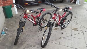 Two Identical Boys BMX Bikes for Sale Cambridge Kitchener Area image 1