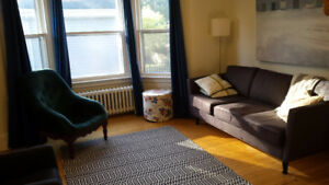 Spacious Furnished Downtown Home - 6 Month Rental (January-June)