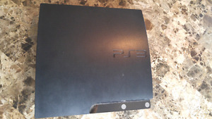 Good condition cracked ps3