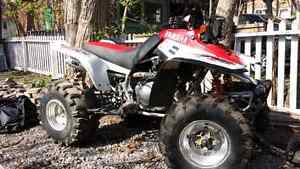 2000 yamaha warrior  rare and 2nd owner like new Peterborough Peterborough Area image 2