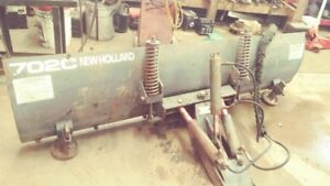 702C New Holland Front Mount Snow Blade