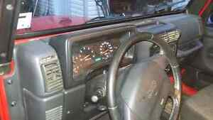 For sale 2003 Jeep TJ