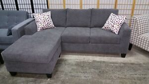 Sectionals galore, many sizes, over 200 fabrics, made in BC,from