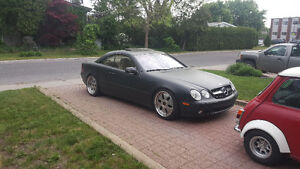 I am selling a 2001 cl500