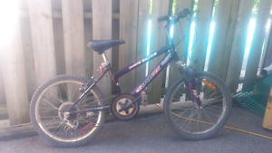 "Girls 12"" 6 speed Mountain Bike"