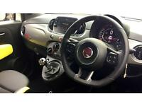 2017 Fiat 500 1.3 Multijet S 3dr Manual Diesel Hatchback