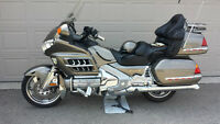 Well Maintained 2004 honda Gold Wing GL1800A