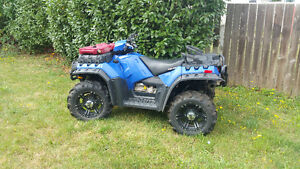 2012 Polaris Sportsman XP Touring