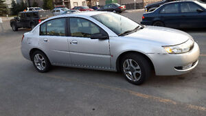 2004 Saturn ION uplevel Sedan