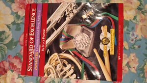 Standard of Excellence Book 1 - Flute.  Comes with 2 CD's