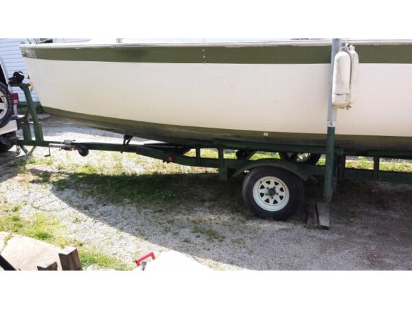 Used 1974 Other Aquarius 23 By Costal Recreation