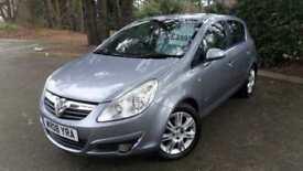2008 - Vauxhall Corsa Design - 73,000 Miles!