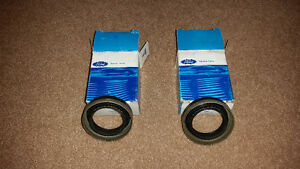 Brand New Half Shaft Axle Seals - Ford