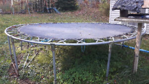 Free Old Trampoline