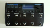 TC Helicon Voicelive 2 - Vocal and Guitar Processor Pedal
