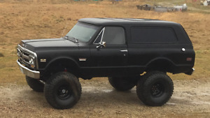 RARE  1971 GMC Jimmy 4x4