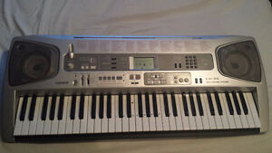 Old Casio Light-up Keyboard