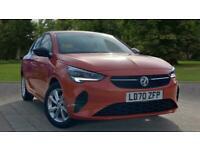 2020 Vauxhall Corsa 1.2 SE Nav Hatchback 5dr Petrol Manual (75 ps) Hatchback Pet