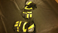Castle X Snowmobile Gloves - XL