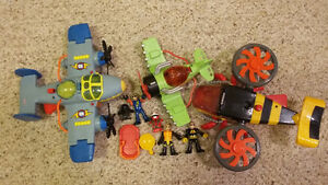 FP Imaginext 3 Airplane Set