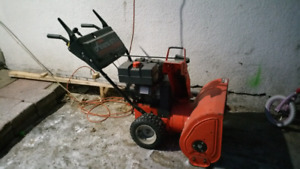 Ariens st724 for sale. Electric starter