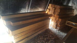 """6"""" x 6"""" x 6' Timbers For Sale"""