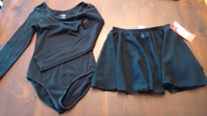 Girls ballet dance outfit size 10/12