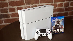 Playstation 4 - Destiny Bundle + GAMES (Used)