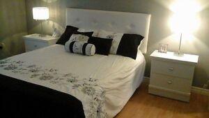 Mobilier chambre à coucher Queen