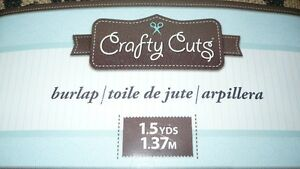 BRAND NEW NEVER USED 1.5 YRDS CRAFTY CUTS FLEUR DE LIS Kitchener / Waterloo Kitchener Area image 9