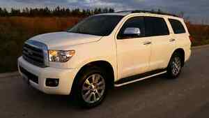 2012 TOYOTA SEQUOIA LIMITED 4X4