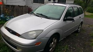 2003 Ford Focus Wagon as is/for parts