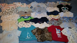 Huge lot of boys 3-6 month size clothing