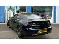 2020 Peugeot 508 2.0 BlueHDi GT Line Fastback EAT (s/s) 5dr Auto Hatchback Diese