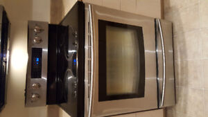 SAMSUNG STOVE, SELF CAN, CONVECTION