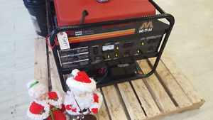 New Generator - 6000 W, Inventory Clearance