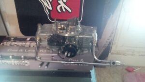 New Holley 4150 Street Avenger Carb For Sale