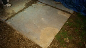 Concrete slabs for sale
