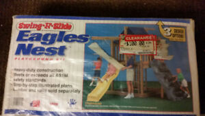Eagles Nest Playground Kit