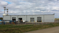 new steel building warehouse/office space for lease